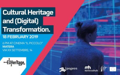 Cultural Heritage and (Digital) Transformation